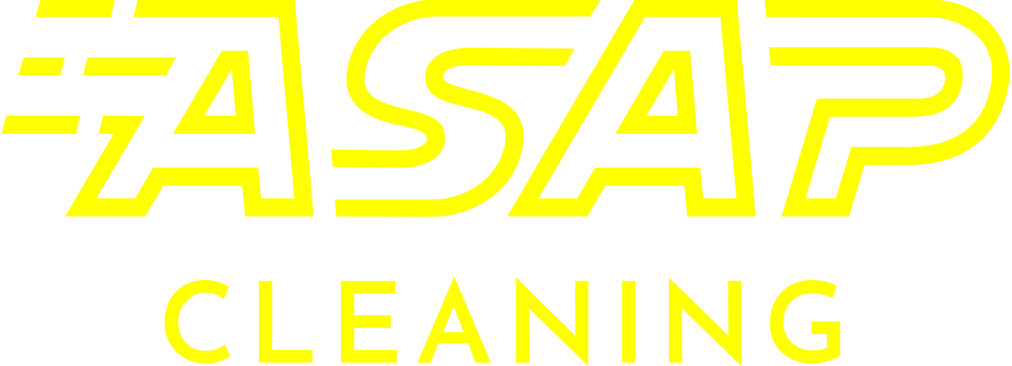 ASAP cleaning